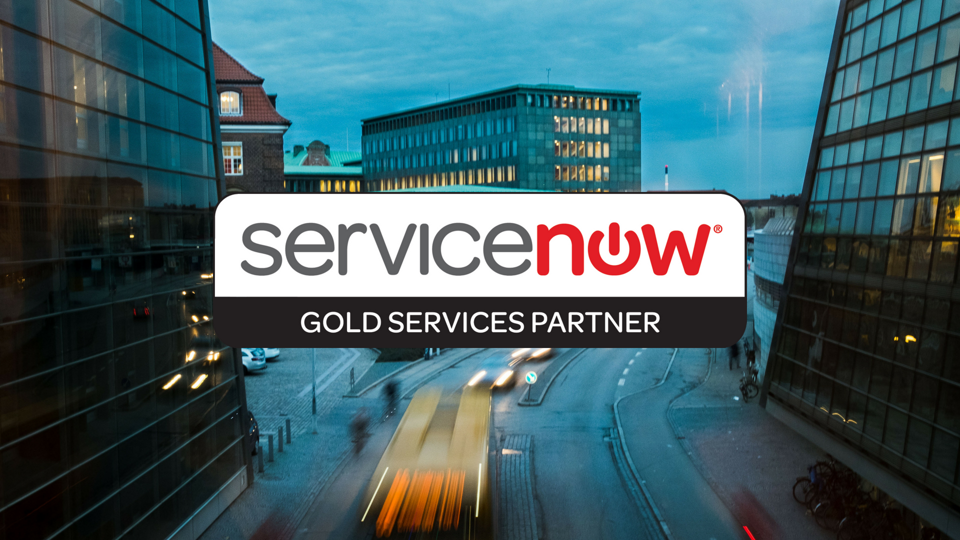 ServiceNow gold services partner